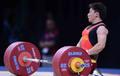 男子举重62kg级 中国张杰痛失奖牌