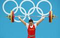 女举58公斤级 李雪英夺第8金