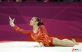 体操女团决赛 中国无缘奖牌