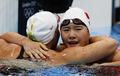叶诗文破纪录获200米个人混合泳金牌
