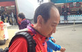 刘翔意外摔倒退赛 孙海平称跟腱恐断裂