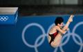 女子10米跳台半决赛赛况