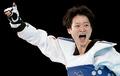 跆拳道女子49公斤级 吴静钰霸气卫冕