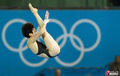 女子10米台决赛 陈若琳冲金