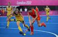 女子曲棍球中国队0-2不敌澳大利亚获第六名