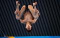 男子10米台预赛 邱波林跃出战