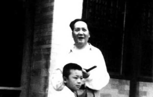 Image result for 毛远新与夫人