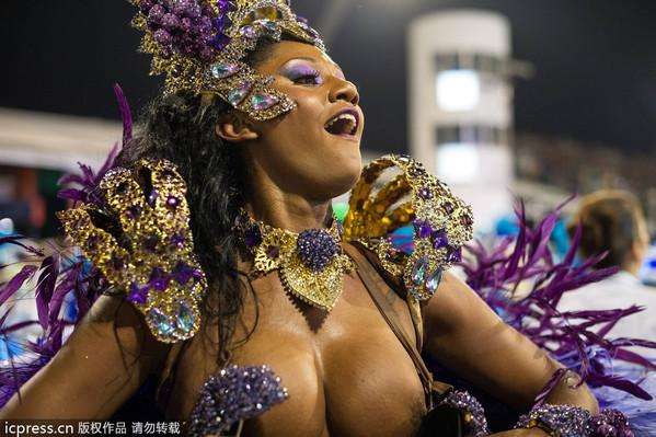 2013巴西圣保罗嘉年华派对
