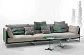 来自意大利家具厂商Saba Italia本年度的系列新产品。以回归自然、返璞归真为灵魂的设计,色调上素雅清淡,风格简洁又极具未来感。(实习编辑何丽晴)