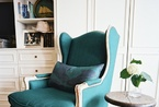 沙发抱枕搭配宝典 打造自然舒适的美式客厅