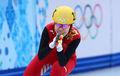 冬奥短道女子1500米决赛 周洋成功卫冕夺中国第3金