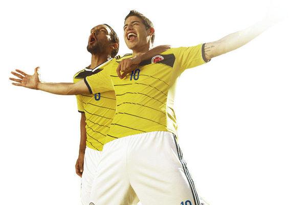 新球衣设计灵感来源于和平,球衣的图形设计来自哥伦比亚的传统帽图片