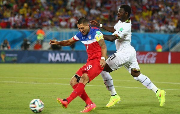 本届世界杯29秒最快进球 美国VS加纳