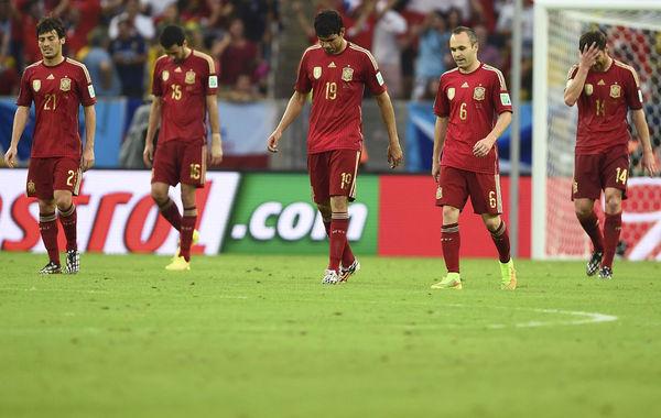 世界杯开战前西班牙换帅大动荡?欧文:不怕,一样热门
