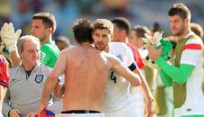 D组-英格兰0-0哥斯达黎加