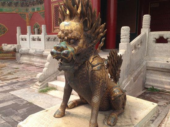 《紫禁城祥瑞》: 管中窥豹看数字故宫社区