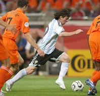 回顾荷兰与阿根廷交战史