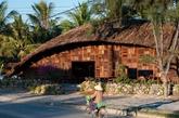 越南庆和省芽庄的一家咖啡店,由越南建筑公司A21 Studio使用回收的木料建造。 赫耳辛格的丹麦海事博物馆,由BIG事务所设计,2013年10月对公众开放。这座建筑入围文化设施单元。(实习编辑:温存)
