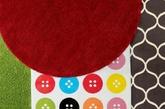 宜家的设计色彩向来丰富而具备新意。这款地毯正是最好的例证。(实习编辑:辛莉惠)