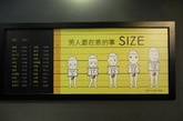 陈太太说,这个餐厅并不是想用充气娃娃和生殖器食物把周围搞的乌烟瘴气,它还具有教育意义。上图这个标识列出各国家的平均丁丁尺寸,刚果是最长的,18厘米。第二是冰岛的16.51.根据那个标识,美国平均长度为12.95厘米,英国13.97而中国为10.92。(实习编辑:温存)