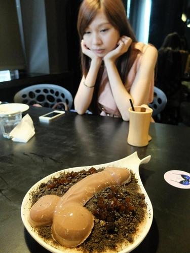 台湾首家性主题餐厅开幕 光有噱头毫无美感
