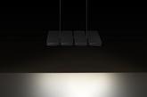 为了实现灯光区域变化的多样性,P-Lamp创新的开发了铝合金外壳导电的技术,解放了传统的外露电线。利用LED发光源低电压的特性,将铝合金外壳直接作为导体,通过灯与灯之间的接触来接通电路,而LED的安全低电压保证了人们可以直接触碰而不会产生任何问题。(实习编辑:温存)