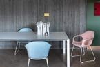 意大利Kristalia家具新品 桌椅与空间的完美融合