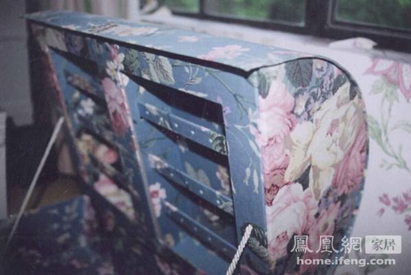 交织着春天的浪漫与多情 印花图案家装营造浪漫情调