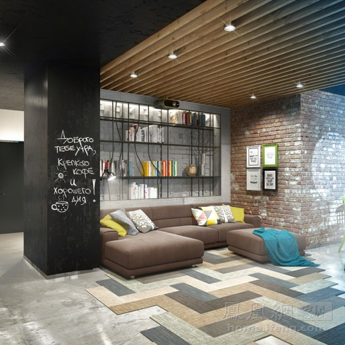 Loft for Designhotel holland