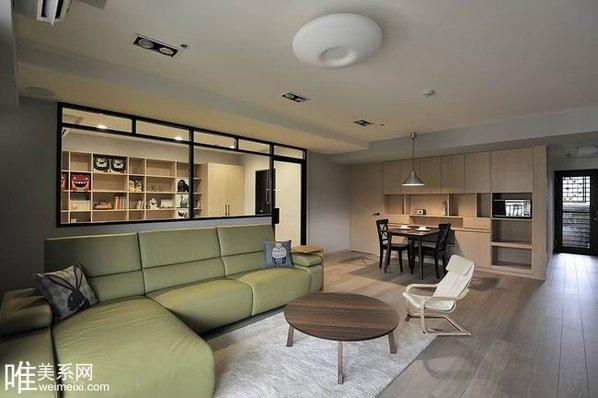 巧布局大改变 精致简约家居设计