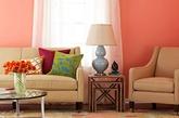 明媚纯色:冬日的家不需要厚重拥挤,明媚的暖色搭配可以让这个冬天显得美妙温馨。墙面刷上粉红、黄色等纯美的色彩,布置一些橘色的灯,干净简单的屋子里瞬间就能温情满溢。(实习编辑:陈尚琪)