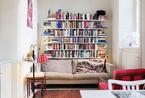 享受与自己的对话空间 瑞典单身女子简约公寓