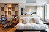 喜欢轻工业风带来的人文气息?参考这间由香港设计公司 in Hims interior design 设计的 Bellagio。(实习编辑:陈尚琪)