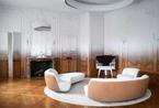 幻想与现实交织 迷蒙缥缈的巴黎十六区公寓