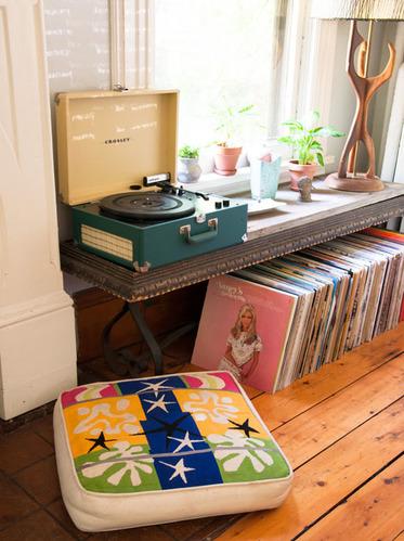 听房子在唱歌!一间充满音乐元素的设计小屋