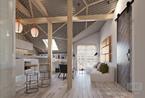 房子小依旧能风格百变!四款各具特色的50平米公寓