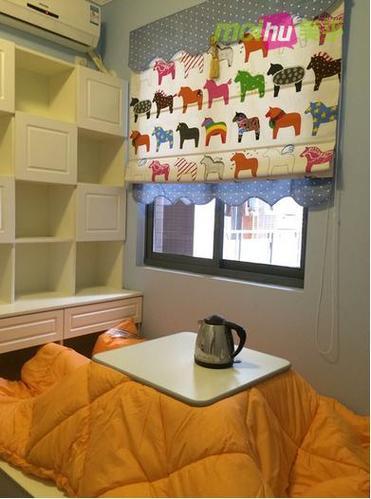 巧砌地台电视柜及书房榻榻米来个空间大解放