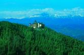"""印度喜玛拉雅山区的""""野花大厅""""酒店,是全球第六大奢华酒店。(实习编辑:谭婉仪)"""