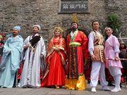 2015古名人巡城公益活动16日在襄阳举行