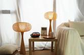 采蘑菇的小姑凉,背着一个大竹筐。这款蘑菇灯灯难道是蘑菇和大竹筐的合体技能?