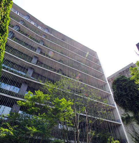 日本设计:在现代大厦上安装古代雨链