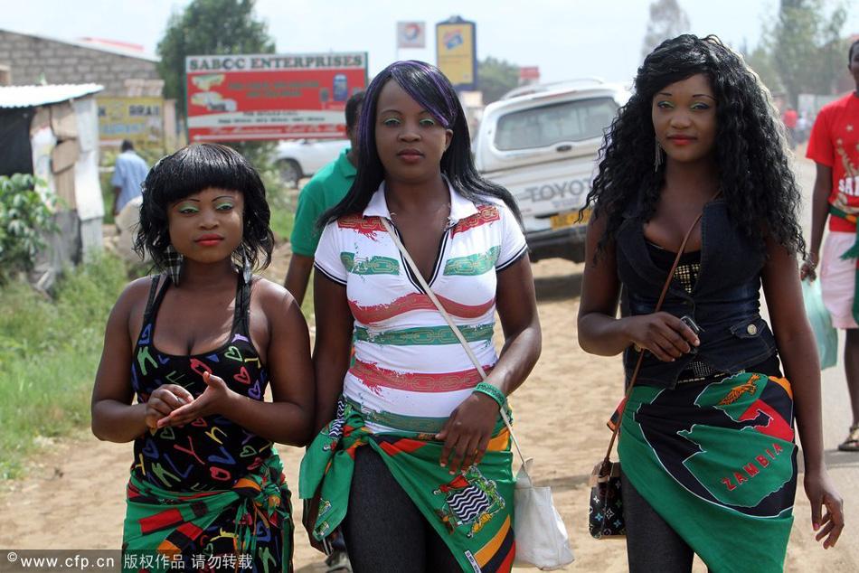赞比亚女人卢萨卡赞比亚卢萨卡赞比亚