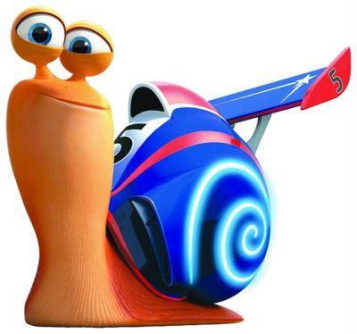 国庆档多片上映动画稀缺 极速蜗牛 几成独苗