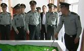 中国对越警告升级 常万全视察前线