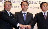 日本强硬要求中国无条件同意会谈