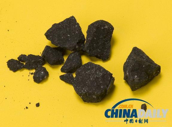 陨石上发现有机物 为生命起源提供新线索
