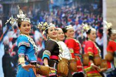 广西三江:多耶盛宴展风情
