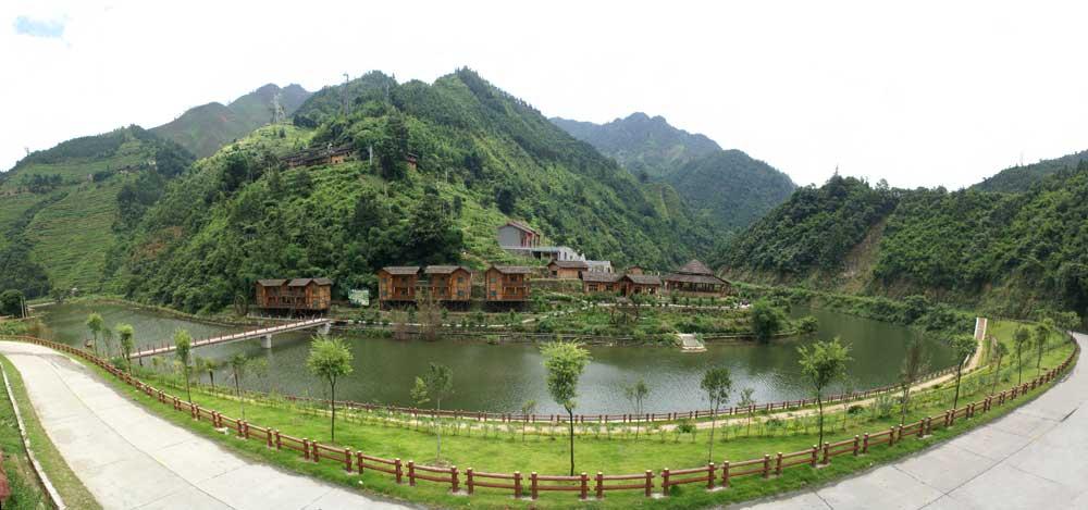 瑶家乡村风景大图