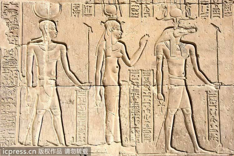 去尼罗河谷探寻古埃及文明图片