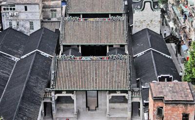 口述庐江书院变迁史 我与北京路有段古